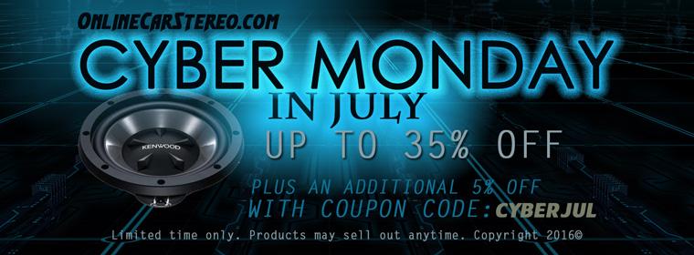 Cyber July