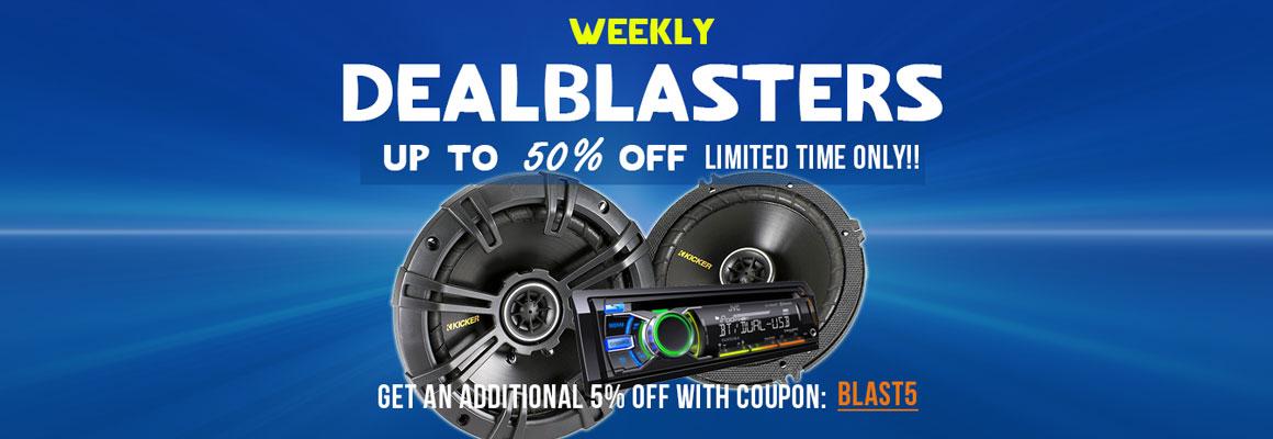 Weekly Dealblaster