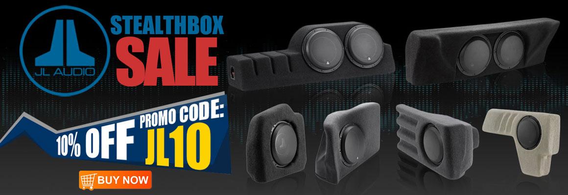 Stealthbox Sale