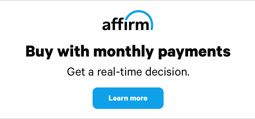 affirm financing small logo