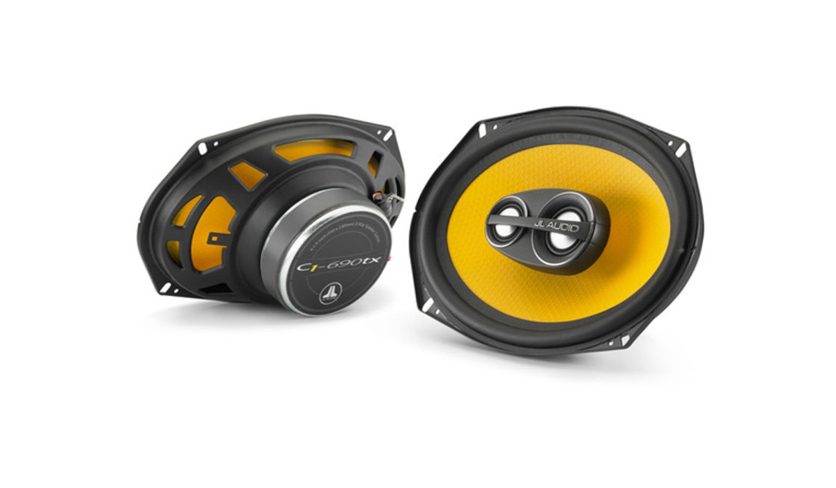 JL Audio C1-690tx 3-Way Coaxial Speaker System