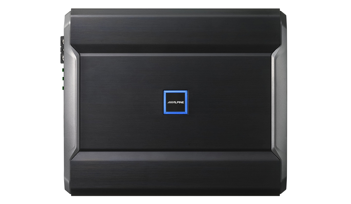 Alpine R-A90S R Series Amplifier