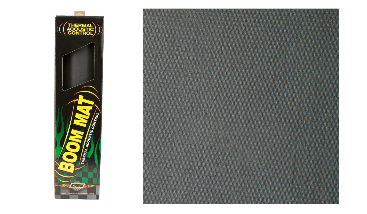 Under Carpet Sound Deadening Layer Gray - 050100