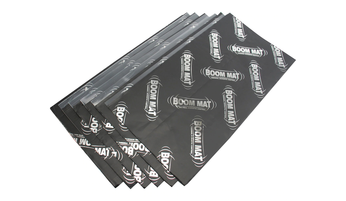 Vibration Damping Material 12.5 x 24 (6 Sheets) - 050206