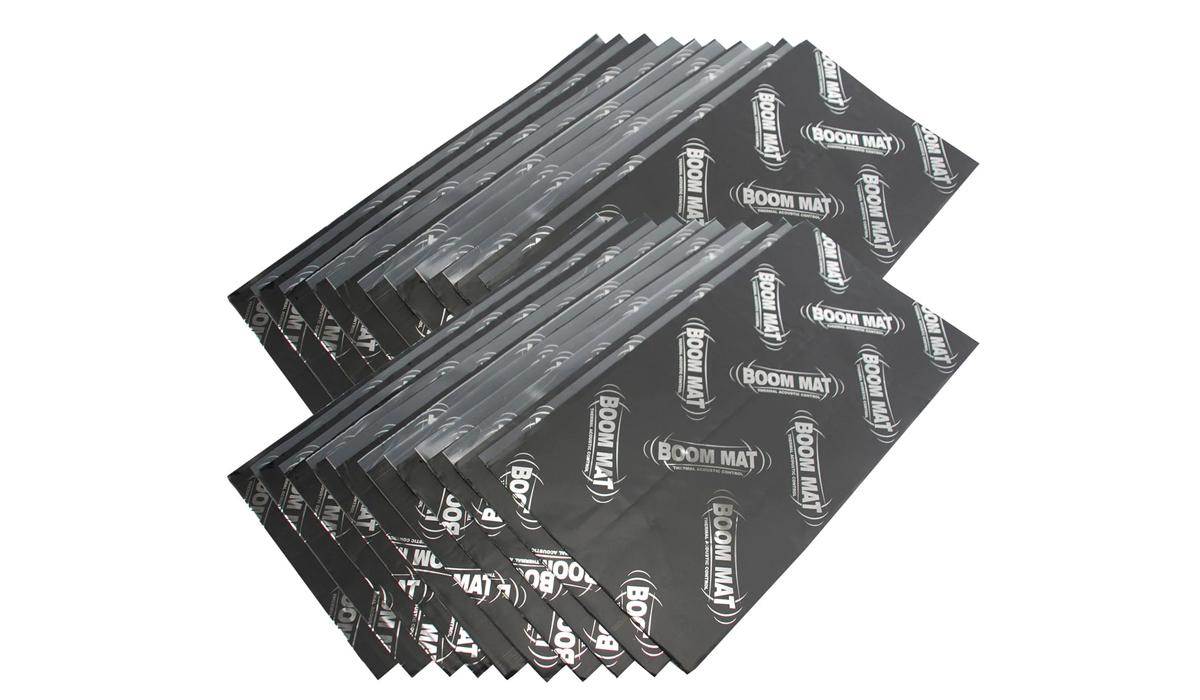 Vibration Damping Material 12.5 x 24 (20 Sheets) - 050212