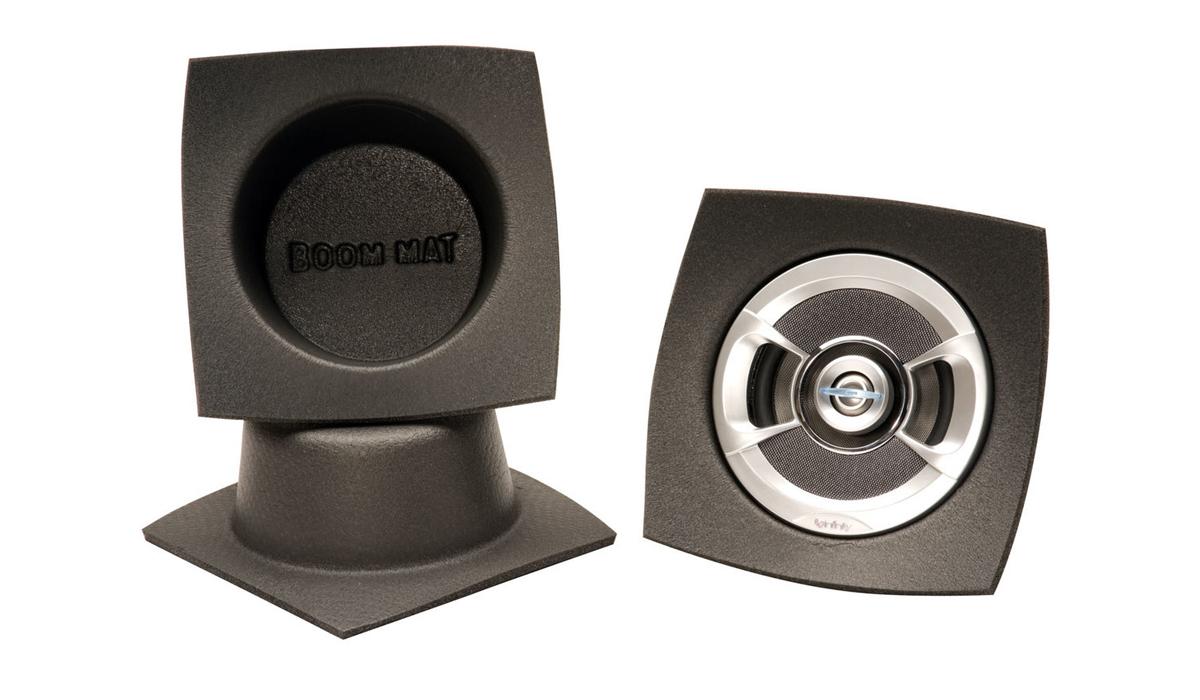 Speaker Baffles (5.25 in) - 050320
