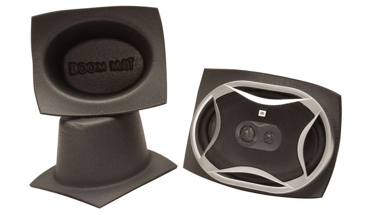 Speaker Baffles Oval (6x9 in) - 050380