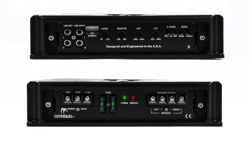Crunch PD2000.2