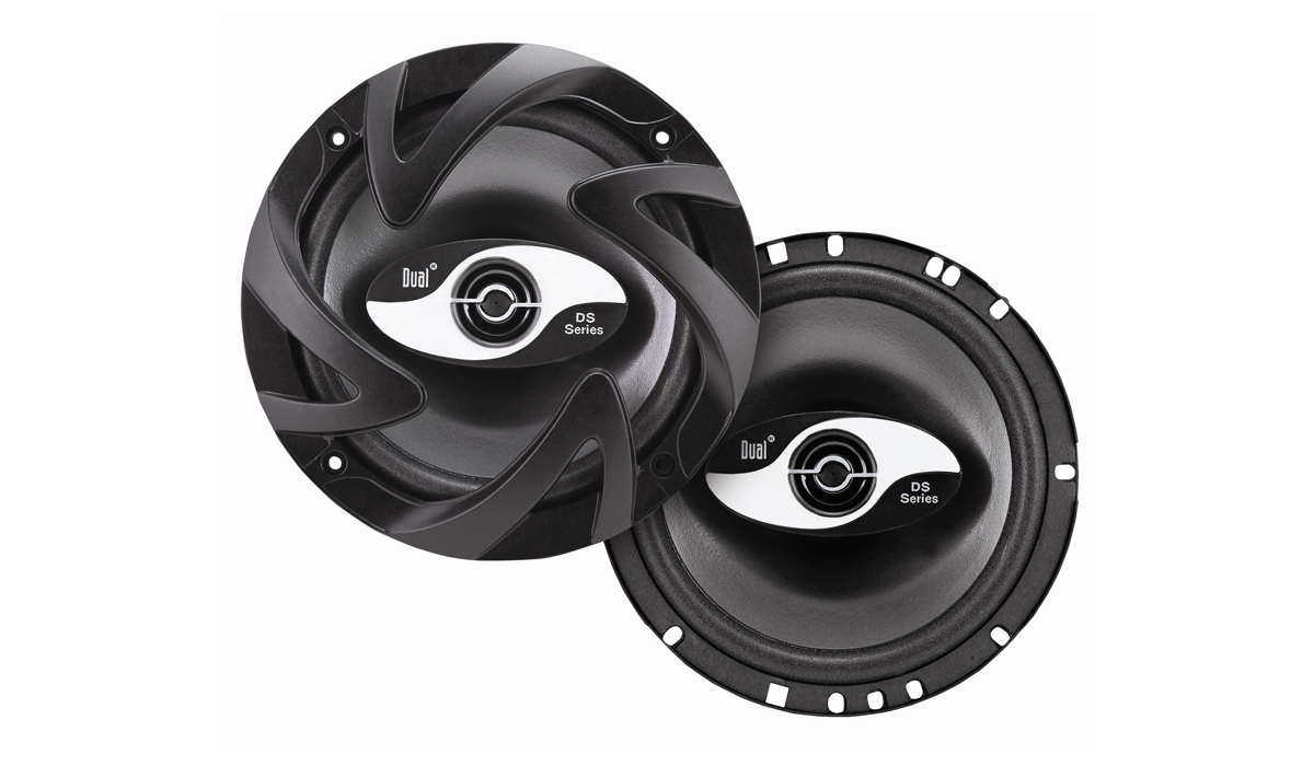 DS652 6-1/2 inch 50W RMS (100W Peak) 4 ohms Impedance 2-Way Speakers
