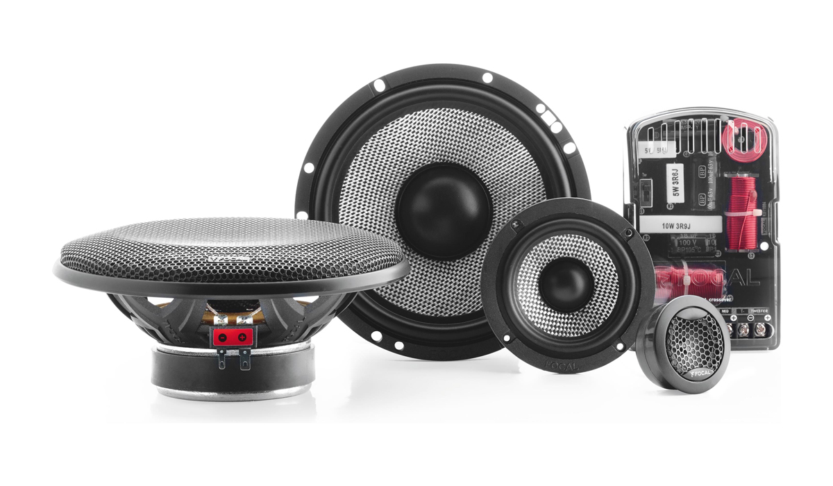 Focal 165 AS3 3-WAY COMPONENT KIT
