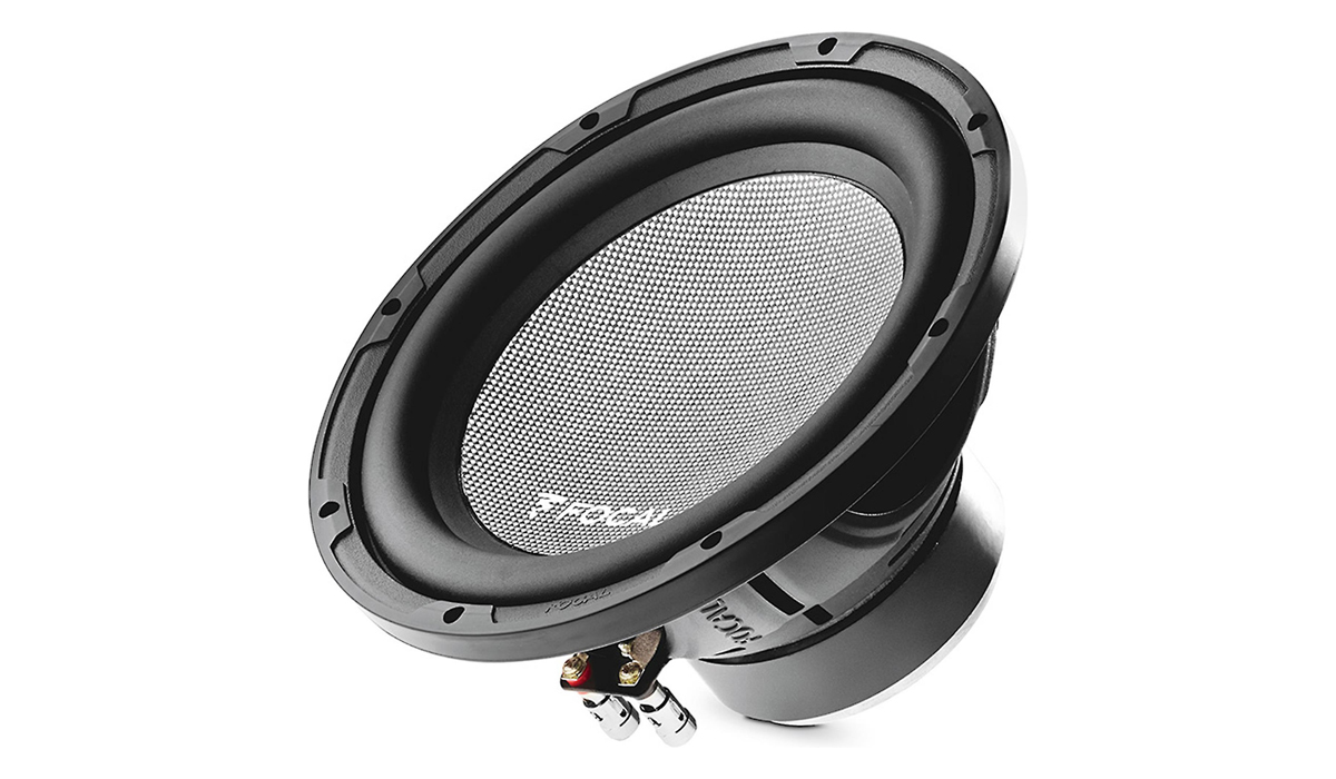 Focal 25 A4 10 inch SINGLE COIL SUBWOOFER
