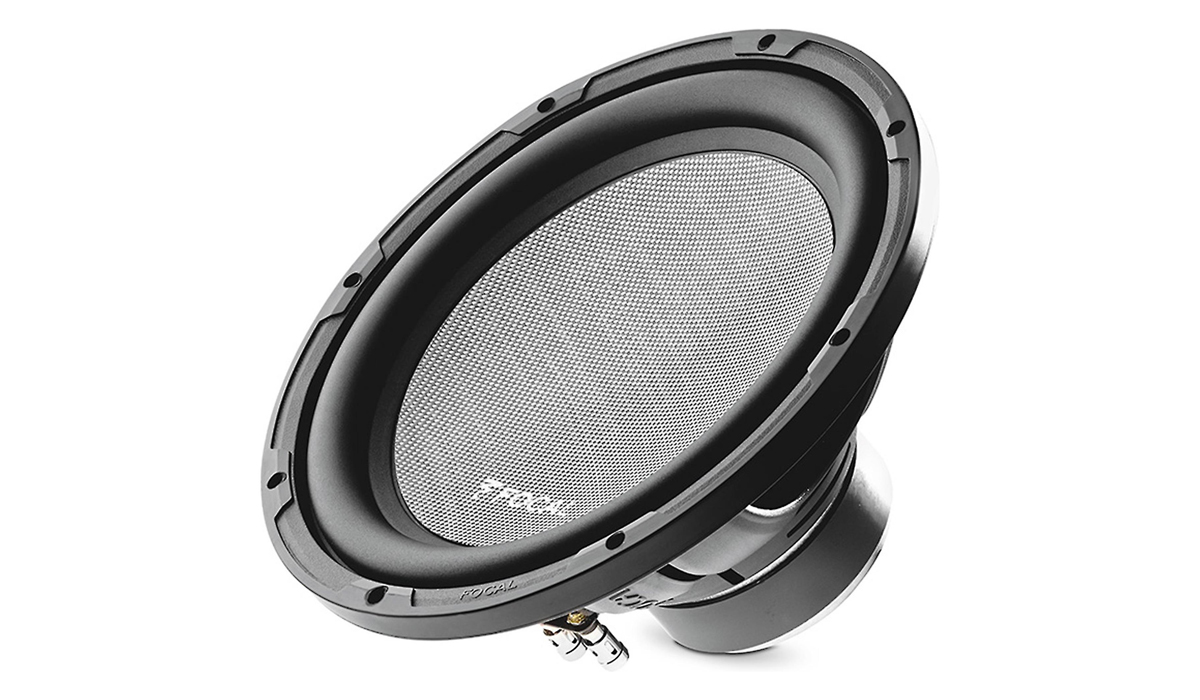 Focal 30A4 12 inch 500 Watts Max Power 4-ohm Impedance Subwoofer