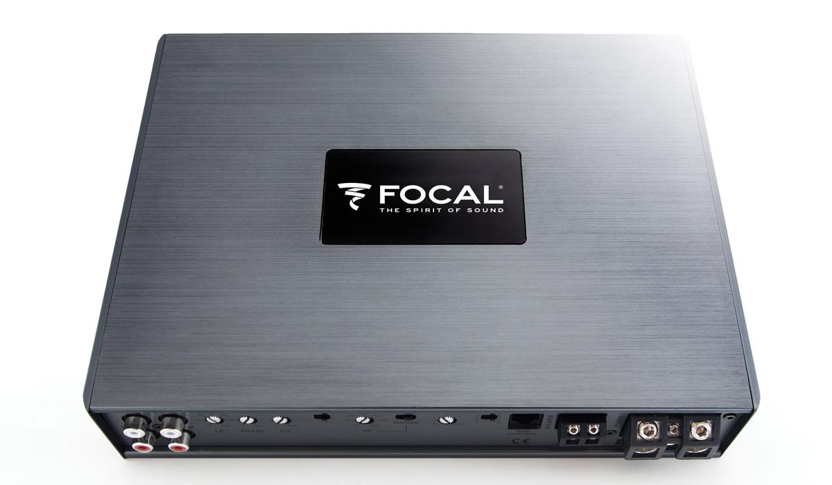Focal FD 1.900 Performance Series 1x900 Watts RMS Class D Full Range Mono Amplifier