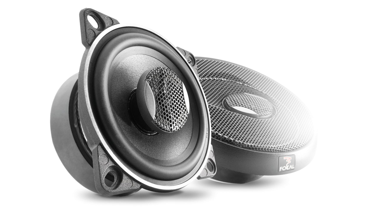 Focal PC 100 Expert Series 4 inch 100 Watts Max Power 2-Way Coaxial Speakers