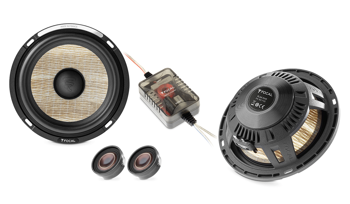 Focal PS 165 FSE 2-WAY KIT WITH SHALLOW BASKET DESIGN