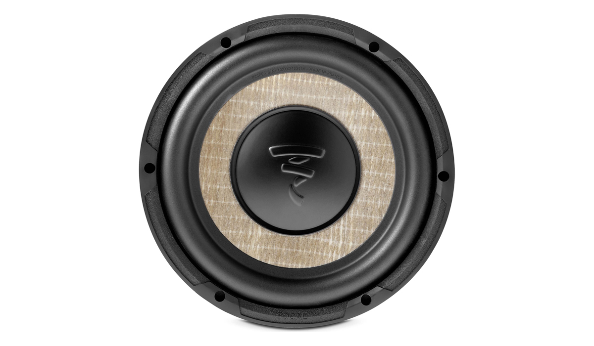Focal SUB P20 FSE 8 inch 200W RMS (400W RMS Peak Power) 4 ohm Impedance Shallow Subwoofer
