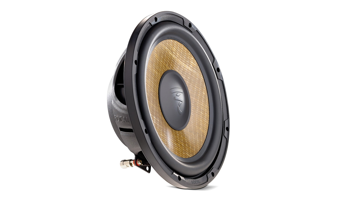 Focal SUBP 25 FS Expert Series 10 inch 560 Watts Max Power Flax Cone Subwoofer 4-ohm Impedance