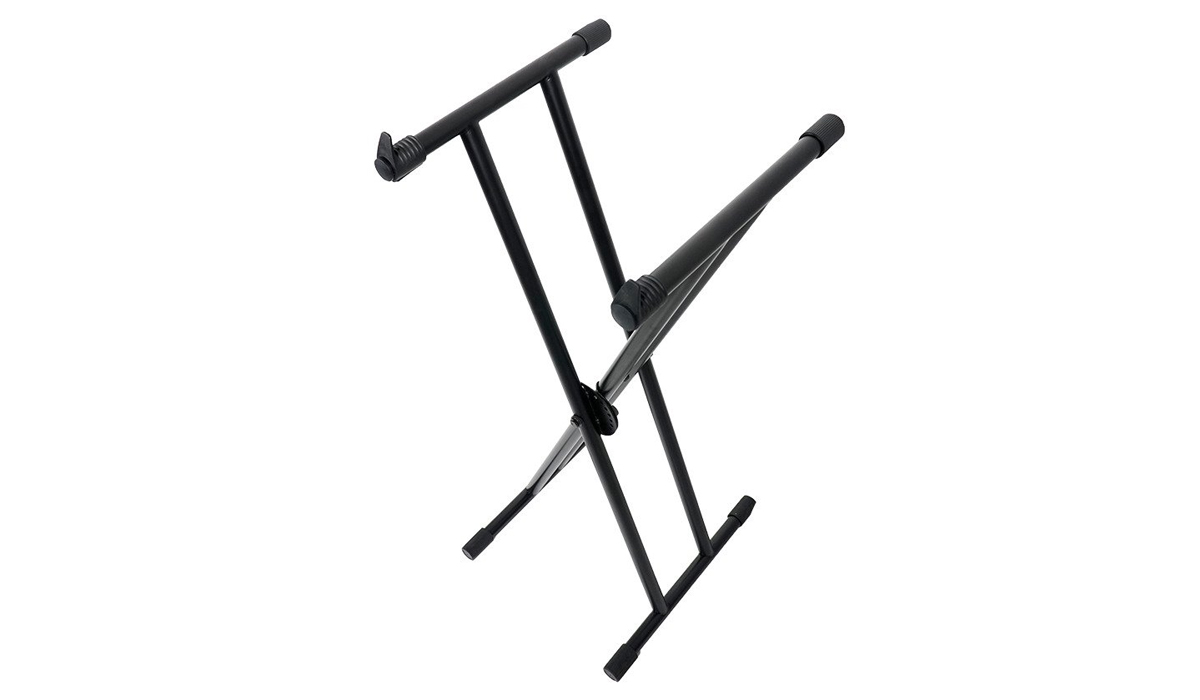 Gemini KYBST-01 Heavy Duty, Double X, Pre-assembled Adjustable Keyboard Stand