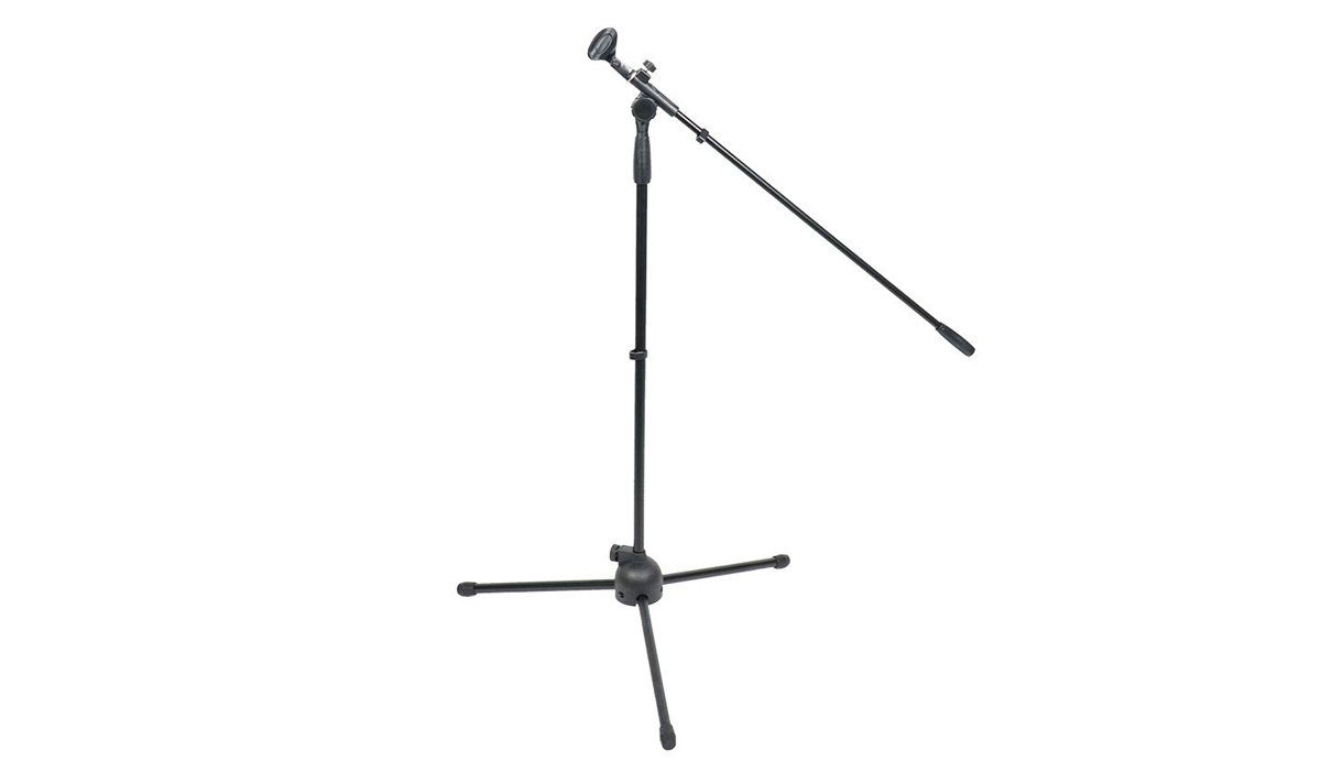Gemini MBST-01 Tripod Boom Microphone Stand