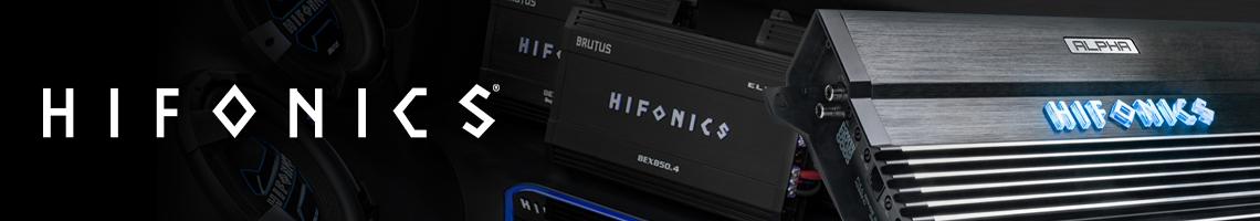 Hifonics Banner