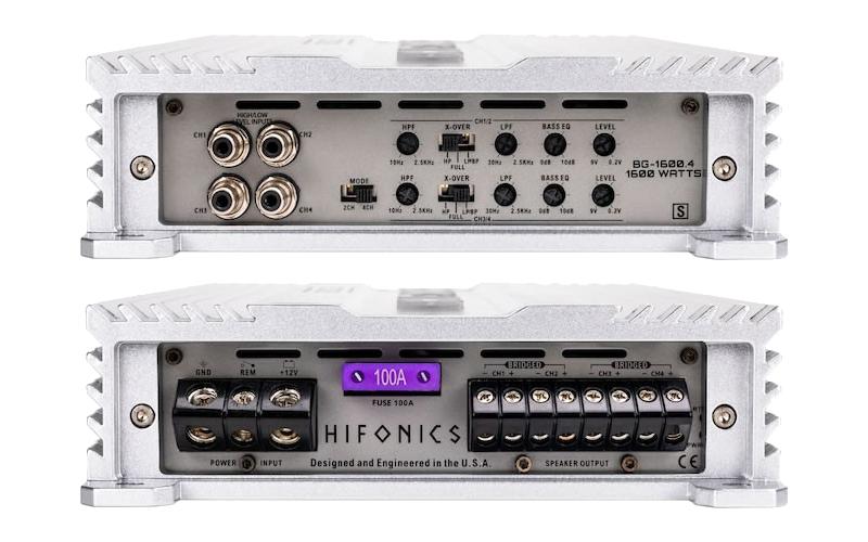 Hifonics BG-1600.4