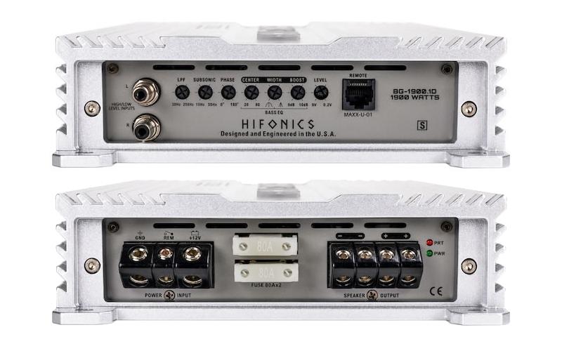 Hifonics BG-1900.1D
