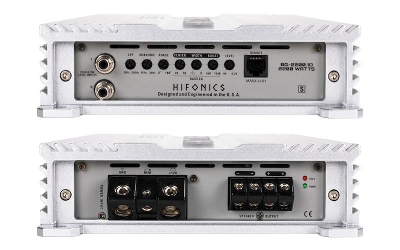 Hifonics BG-2200.1D