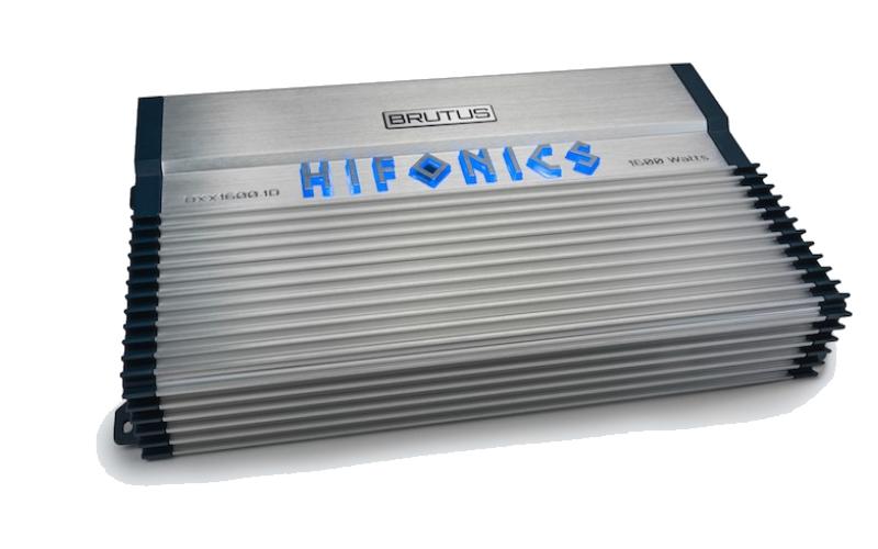 Hifonics BXX1600.1D