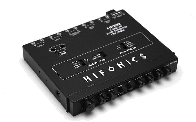 Hifonics HFEQ