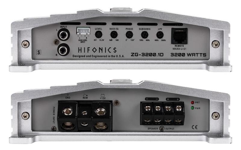 Hifonics ZG-3200.1D