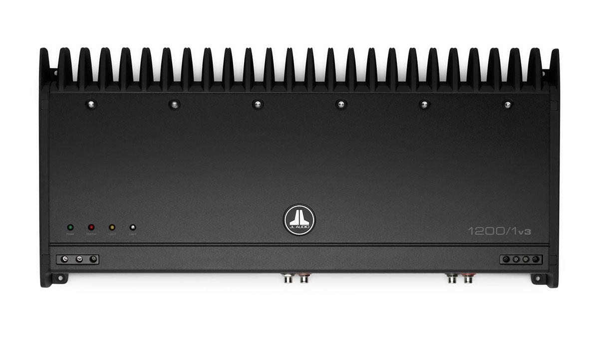 JL Audio 1200/1v3 Monoblock Class D Amplifier