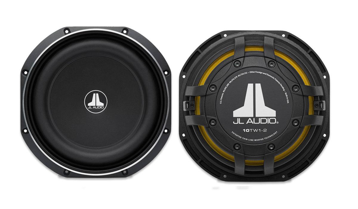 JL Audio 10TW1-2 10 inch 2ΩSubwoofer Driver