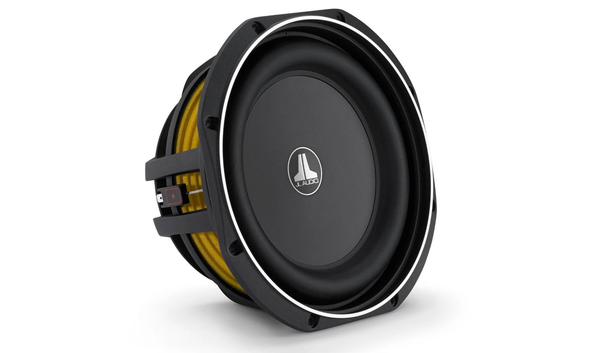 JL Audio 10TW1-4 10 inch 4Ω Subwoofer Driver