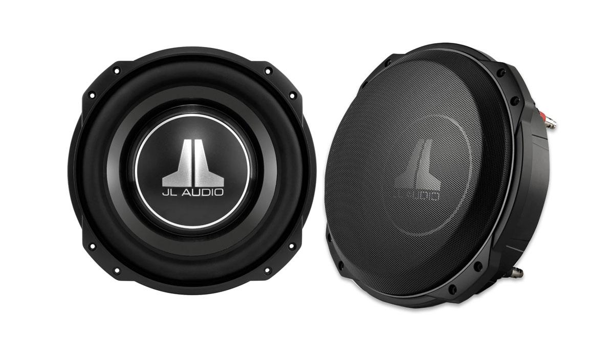 JL Audio 10TW3-D4 10 inch Dual 4Ω Subwoofer Driver