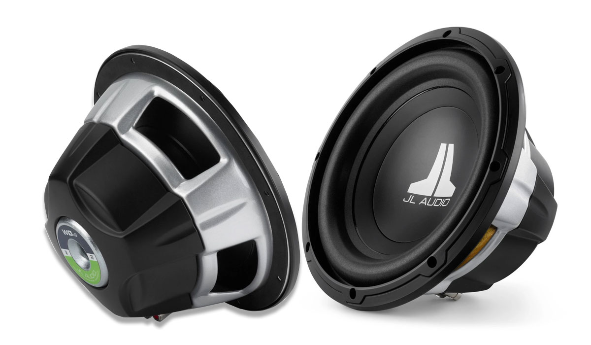 JL Audio 10 inch Subwoofer Driver 4Ω