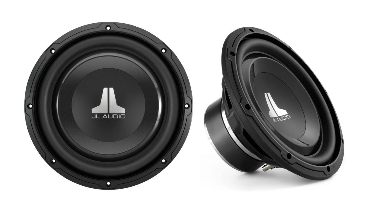 JL Audio 10W1v3-2 10 inch 2Ω Subwoofer Driver