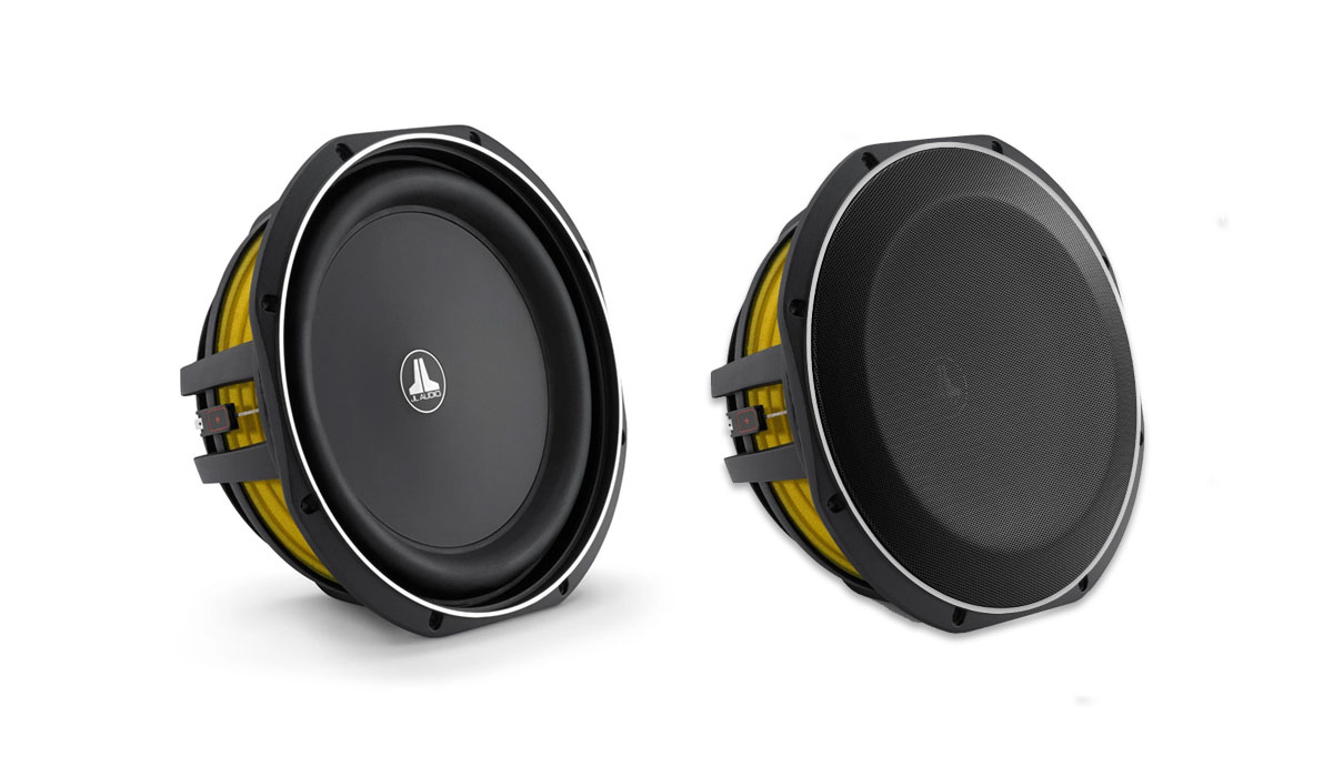 JL Audio 12TW1-2 12 inch 2Ω Subwoofer Driver