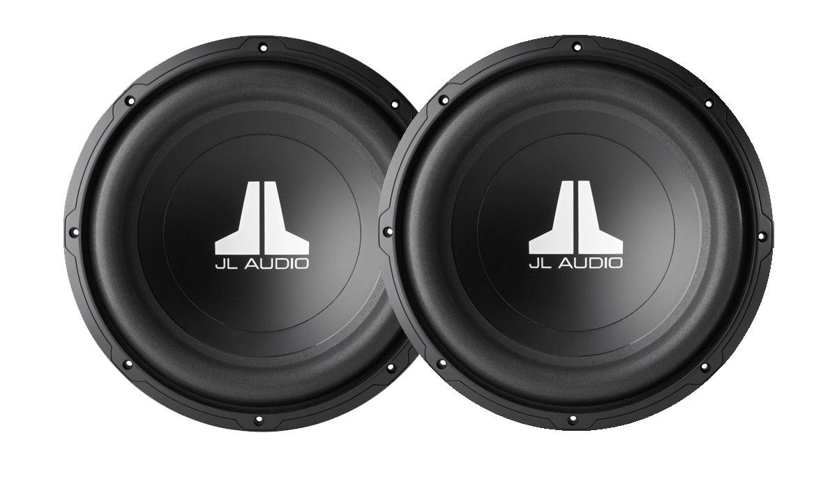 JL Audio 12W0v3-4 12 inch Subwoofer Driver 4Ω