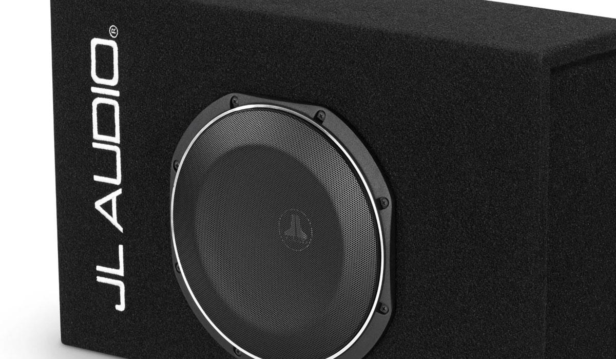JL Audio ACP110LG-TW1 Ported Single Amplified Subwoofer Enclosure 0.25Ω