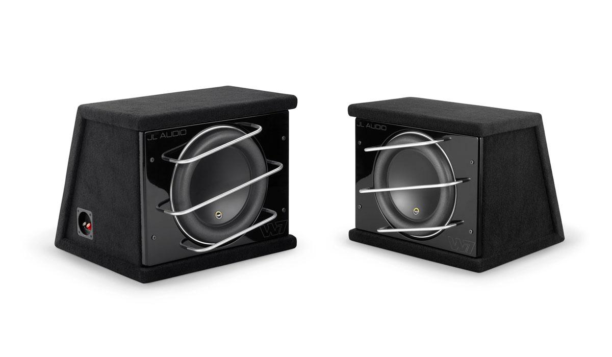 JL Audio CLS110RG-W7AE Sealed Subwoofer Enclosure 3Ω