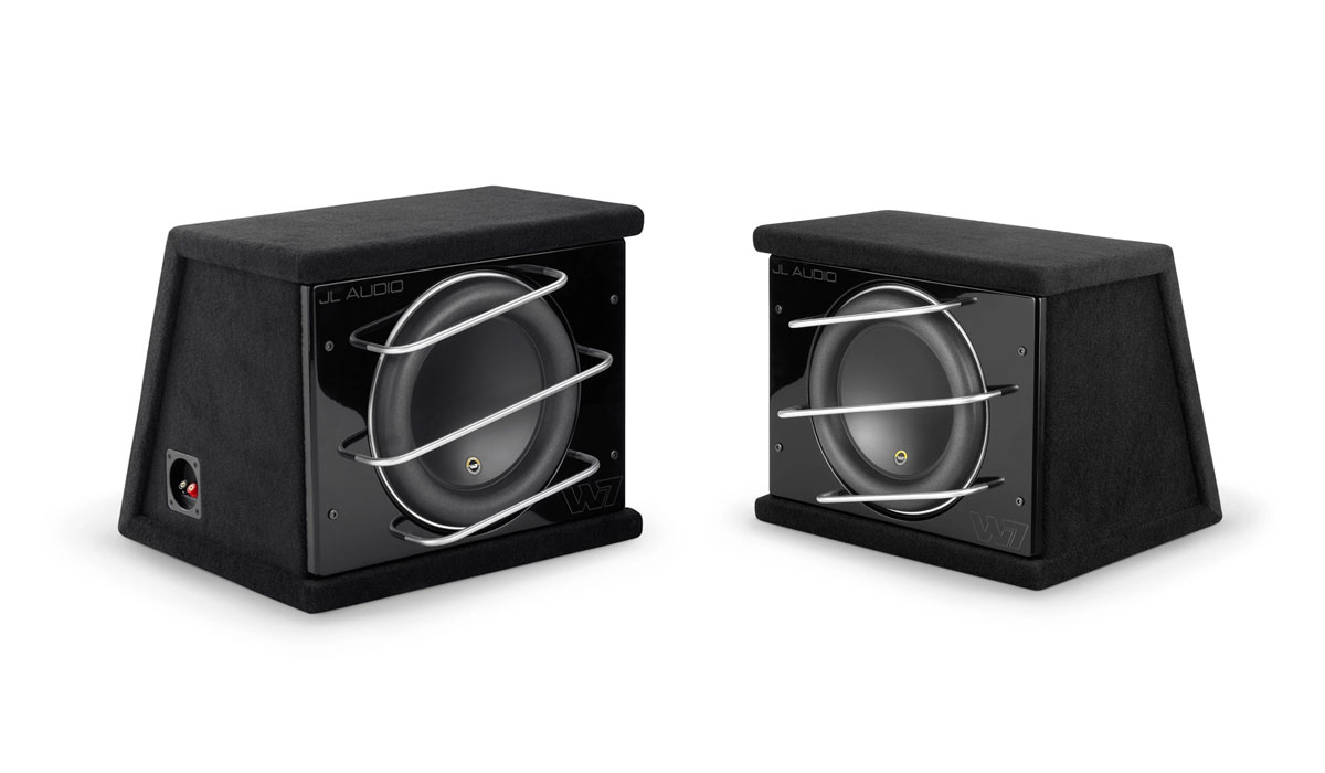 JL Audio CLS112RG-W7AE Sealed Subwoofer Enclosure 3Ω