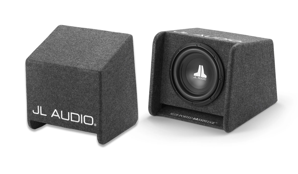 JL Audio CP110-W0v3 Ported Subwoofer Enclosure 4Ω