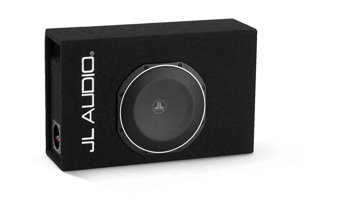 JL Audio CP110LG-TW1-2 Ported Single Subwoofer Enclosure 2Ω