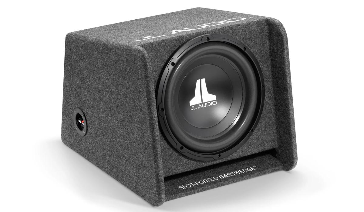 JL Audio CP112-W0v3 Ported Subwoofer Enclosure 4Ω
