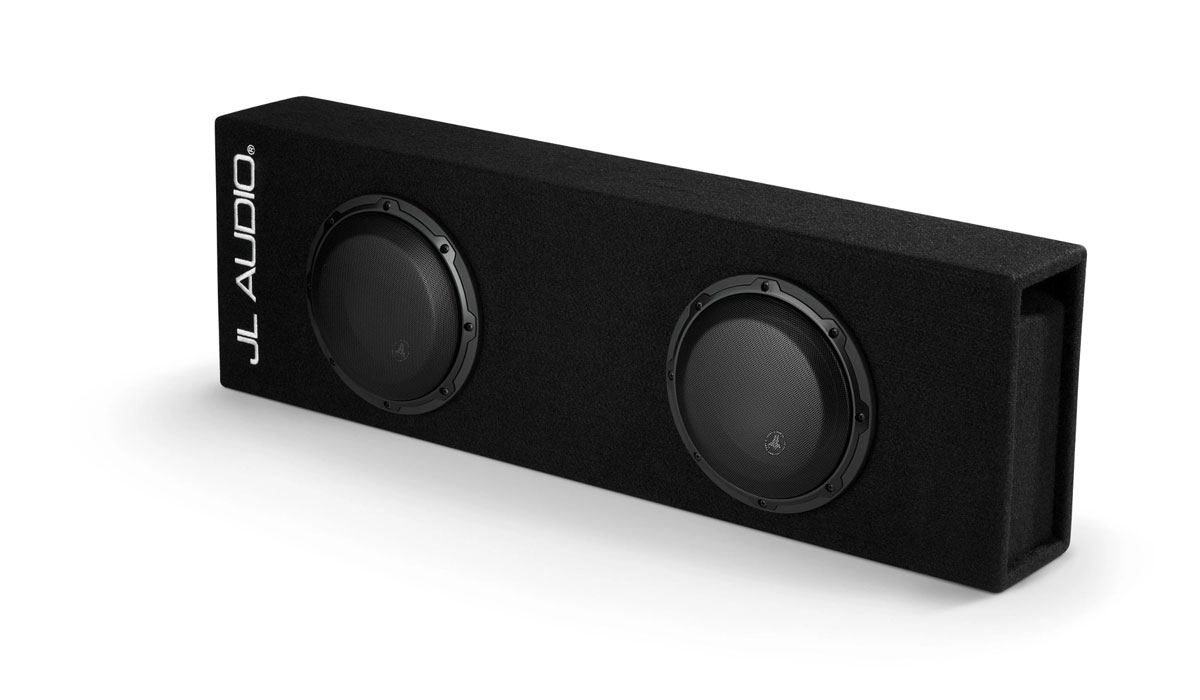 JL Audio CP208LG-W3v3 Ported Dual Subwoofer Enclosure 2Ω