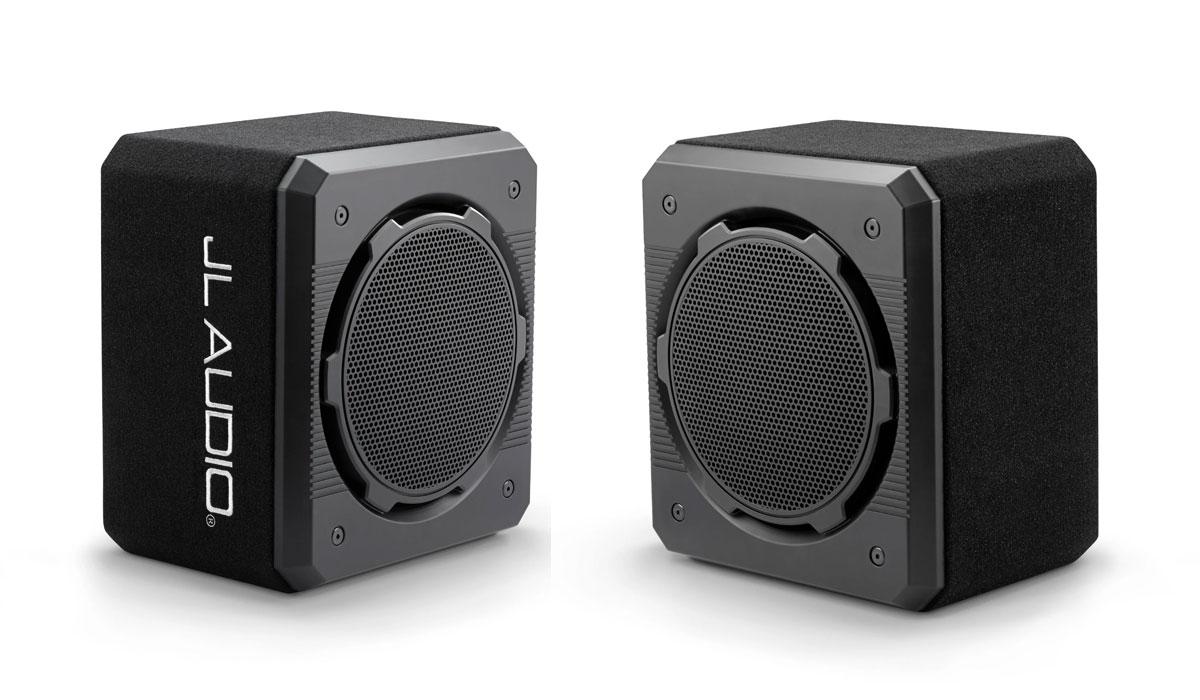 JL Audio CS112G-TW3 ProWedge Sealed Subwoofer Enclosure 2Ω