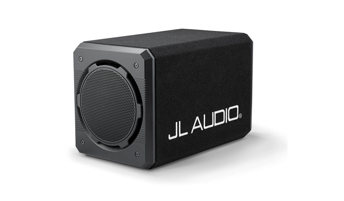 JL Audio CS212OG-W6v3 ProWedge Sealed Subwoofer Enclosure 4Ω