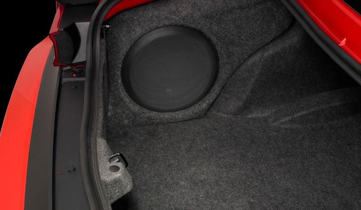 JL Audio SB-D-CHLGR/12W3v3 Stealthbox® for 2009-Up Dodge Challenger