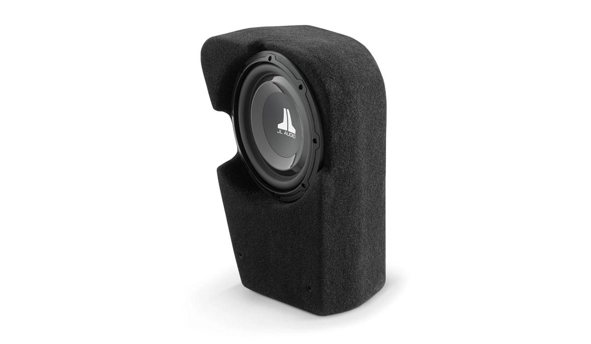 JL Audio SB-GM-EQNX/10W1v3 Stealthbox® for 2010-2017 Chevrolet Equinox / GMC Terrain