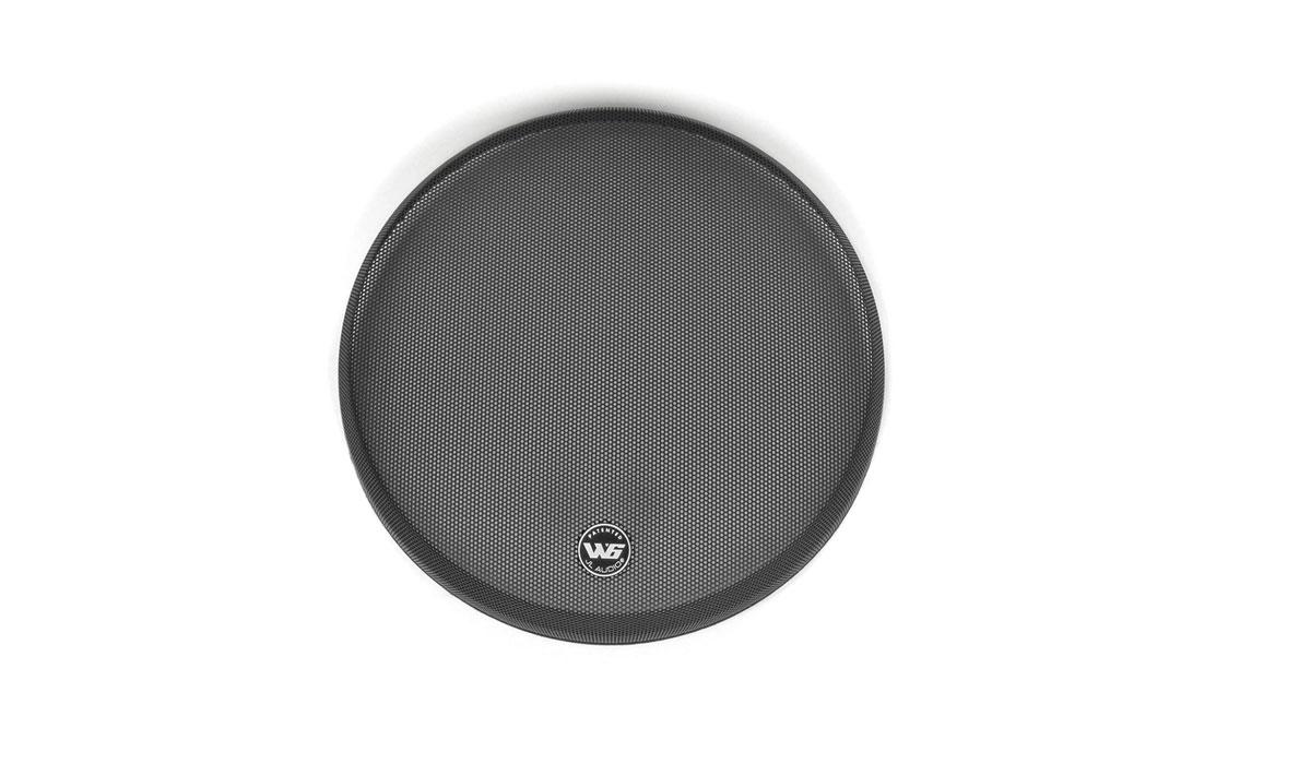JL Audio SGR-12W6v2/v3 12 inch Black Steel-Mesh Grille Insert